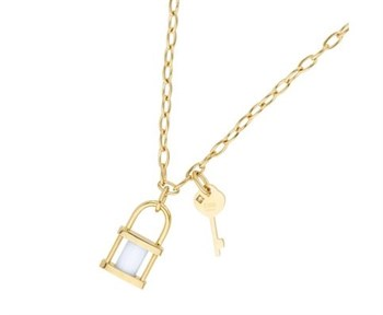 Storm ONYXIA NECKLACE GOLD - фото 12283