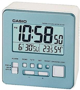 Будильник Casio DQ-981-2E - фото 12345