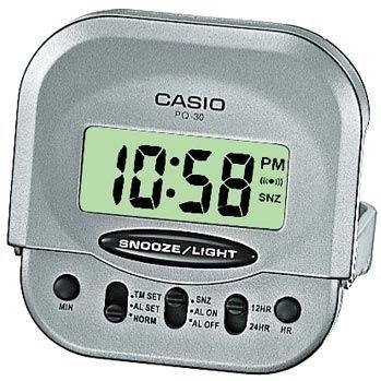 Будильник Casio PQ 30-8E - фото 12353