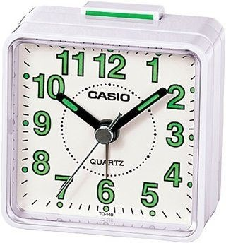 Будильник Casio TQ 140-7EF - фото 12357