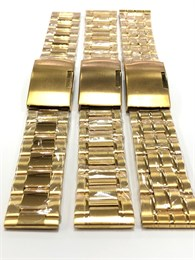 Стальной браслеты Inox 22 мм